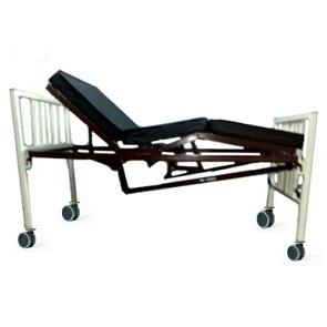 Cama hospitalaria con ruedas